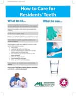 How to Care for Residents Teeth